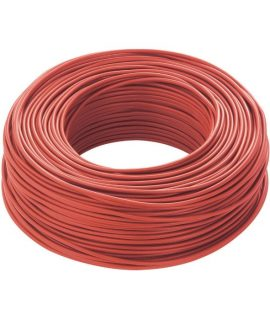 Rood Kabel 6mm
