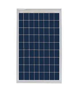 Saronic Polycrystalline Solar Panel 10wp-12v