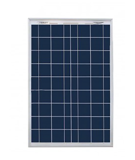 Saronic Polycrystalline Solar Panel 20wp-12v