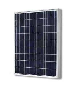Saronic Polycrystalline Solar Panel 50wp-12v