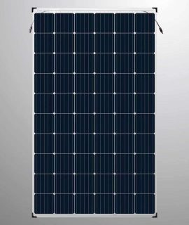 Saronic Glass/glass Monocrystalline Solar Panel 300wp