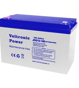 Battery GEL 100ah 12V Voltronic Power