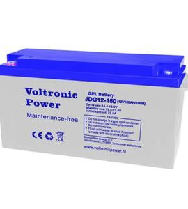Battery GEL 150ah 12V Voltronic Power