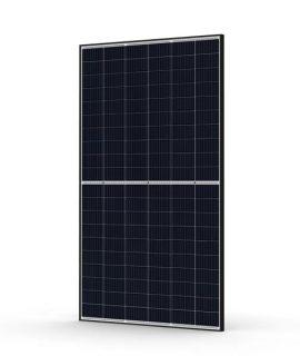 Akcome Solar 340wp 9BB (Black Frame)