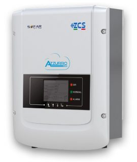 Azzurro- ZCS3000TLM Single Phase String Inverter