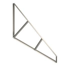 TRIANGLE 30 ? FOR FIXING DOUBLE VERTICAL MODULE – FVT1514