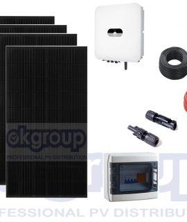 Photovoltaic Kit 10 Panels 305 WP Talesun-Inverter Huawei SUN2000-3KTL-L1