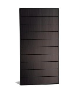 HYUNDAI SOLAR 400W PERC Shingled Black Frame